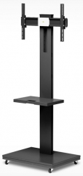 Подставка для телевизора Holder PR-106 черный 26 -70 напольный наклон
