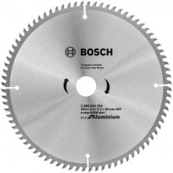 Пильный диск по алюминию Bosch 2608644394 d=254мм d(посад.)=30мм (циркулярные пилы)