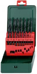 Набор сверл Metabo 627151000 по металлу (19пред.) для дрелей