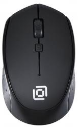 Мышь Oklick 488MW черный беспроводная