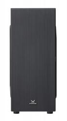 Корпус Accord ACC-CL293B черный без БП ATX 2xUSB2.0 1xUSB3.0 audio