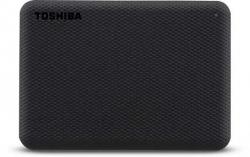 Жесткий диск Toshiba USB 3.0 1Tb HDTCA10EK3AA черный