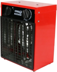 Тепловентилятор Спец СПЕЦ-HP-5.001 черный