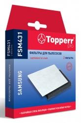Набор фильтров Topperr FSM 431 (2 фильт.)