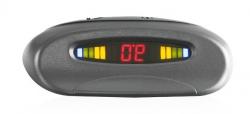 Парковочный Радар Sho-Me Y-2620 4 датчика черный