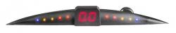 Парковочный Радар Silverstone F1 Interpower IP-422 4 датчика черный