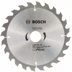 Пильный диск по дереву Bosch ECO WO (2608644376) d=190мм d(посад.)=30мм (циркулярные пилы)