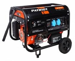 Генератор Patriot GP 3810LE 3кВт