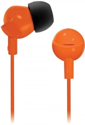 Наушники вкладыши BBK EP-1104S оранжевый (EP-1104S (O))
