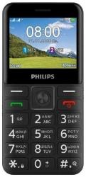 Мобильный телефон Philips E207 Xenium черный моноблок 2.31