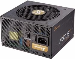 Блок питания Seasonic ATX 1000W FOCUS GX-1000 80+ gold 24+2x4+4 pin 120mm fan 10xSATA Cab Manag RTL