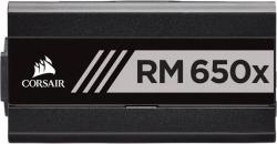 Блок питания Corsair RM650X 80+ gold 24+4+4pin APFC 140mm fan 9xSATA Cab Manag RTL