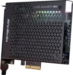 Карта видеозахвата Avermedia LIVE GAMER 4K GC573 внутренний PCI-E