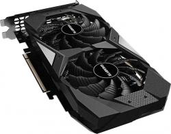 Видеокарта Gigabyte PCI-E GV-N2060D6-6GD nVidia GeForce RTX 2060 6144Mb 192bit GDDR6 1680/14000/HDMIx1/DPx3/HDCP Ret