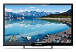 Телевизор LED PolarLine 24PL12TC черный