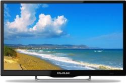Телевизор LED PolarLine 24PL51TC-SM черный