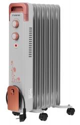 Радиатор масляный Starwind SHV6120 белый