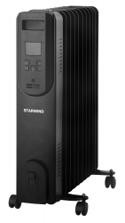 Радиатор масляный Starwind SHV5915 черный
