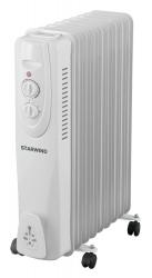 Радиатор масляный Starwind SHV3915 белый