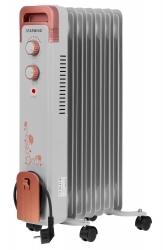 Радиатор масляный Starwind SHV6915 белый
