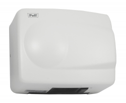 Сушилка для рук Puff -8828W 1500Вт белый
