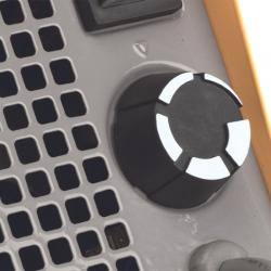 Тепловая пушка электрическая Ballu BKX-7 желтый