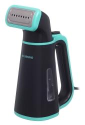 Отпариватель ручной Starwind STG1850 черный/бирюзовый
