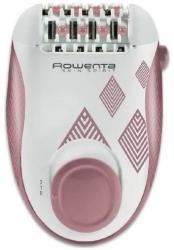 Эпилятор Rowenta EP2900F1 скор.:2 насад.:1 от электр.сети белый/розовый