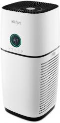 Воздухоочиститель Kitfort KT-2817 65Вт белый/черный