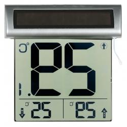 Термометр Buro P-6041 серебристый