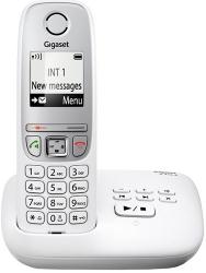 Р/Телефон Dect Gigaset A415A RUS белый автооветчик АОН