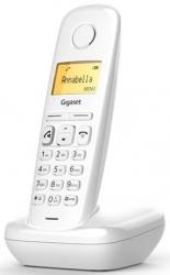 Р/Телефон Dect Gigaset A270 SYS RUS белый АОН