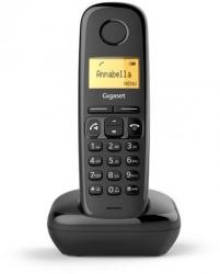 Р/Телефон Dect Gigaset A270 SYS RUS черный АОН