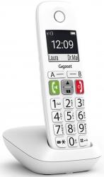 Р/Телефон Dect Gigaset E290 SYS RUS белый АОН