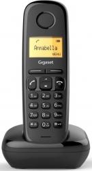 Р/Телефон Dect Gigaset A170 SYS RUS черный АОН