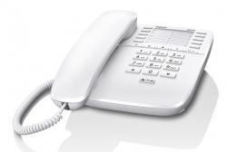 Телефон проводной Gigaset DA510 RUS белый