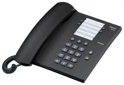 Телефон проводной Gigaset DA100 RUS антрацит