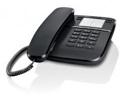 Телефон проводной Gigaset DA410 RUS черный