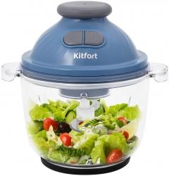 Измельчитель электрический Kitfort КТ-3013 сиреневый