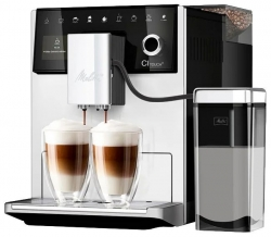 Кофемашина Melitta Caffeo F 630-101 CI Touch серебристый