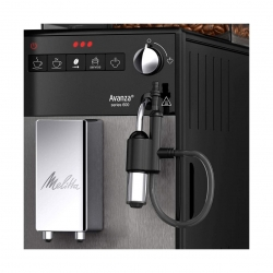 Кофемашина Melitta Caffeo Avanza F270-100 титановый