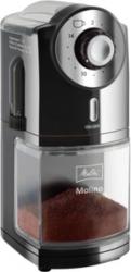 Кофемолка Melitta Molino черный