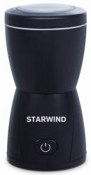 Кофемолка Starwind SGP8426 черный