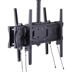 Кронштейн для телевизора Kromax COBRA-3 серый 17 -40 макс.60кг потолочный поворот
