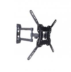 Кронштейн для телевизора Kromax GALACTIC-40 черный 22 -65 макс.35кг настенный поворот и наклон