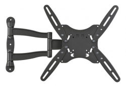 Кронштейн для телевизора Kromax TECHNO-5 серый 15 -55 макс.35кг настенный поворот и наклон