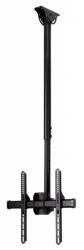 Кронштейн для телевизора Hama H-118655 черный 32 -65 макс.50кг потолочный наклон