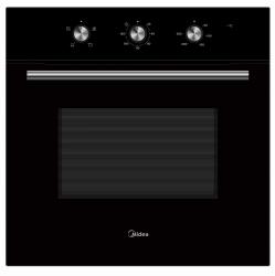 Духовой шкаф Электрический Midea MO23003GB черный/нержавеющая сталь