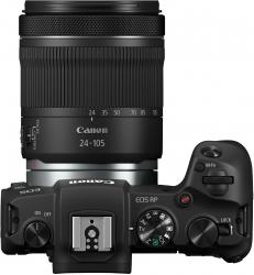 Зеркальный Фотоаппарат Canon EOS RP RF черный 24.1Mpix 24-105 mm F4-7.1 IS STM 3