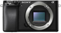 Фотоаппарат Sony Alpha A6100 черный 24.2Mpix 2.95